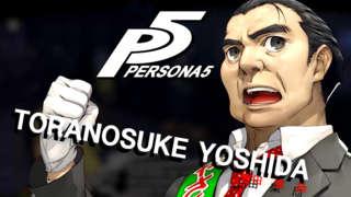 Persona 5 - Confidants: Introducing Toranosuke Yoshida