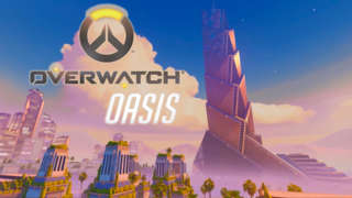Overwatch - Oasis New Map Preview
