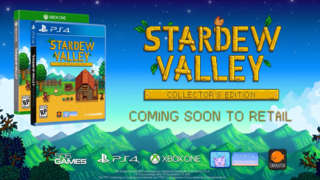 Stardew Valley - Collector's Edition Retail Announcement