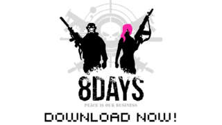 8DAYS - Playstation 4 Launch Trailer