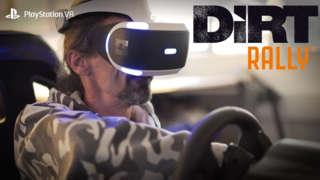 DiRT Rally - PlayStation VR Trailer