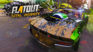FlatOut 4: Total Insanity - Launch Trailer