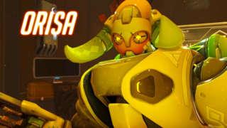 Overwatch - Orisa Launch Trailer