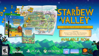 Stardew Valley Collector's Edition - Launch Trailer