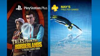 PlayStation Plus - Free Games Lineup May 2017