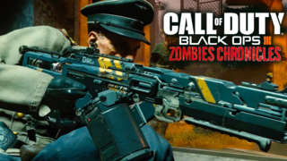 Call of Duty: Black Ops 3 - Zombies Chronicles Gameplay Trailer