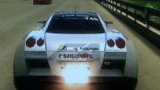 Ridge Racer 7 Gameplay Movie 2