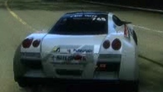 Ridge Racer 7 Gameplay Movie 3