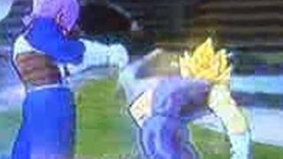 Dragon Ball Z: Budokai Tenkaichi 2 Gameplay Movie 5