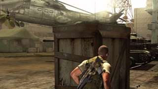 Tom Clancy's Splinter Cell Double Agent Gameplay Movie 8