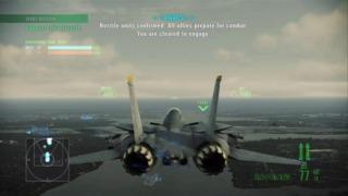 TGS 2011: Ace Combat: Assault Horizon Trailer