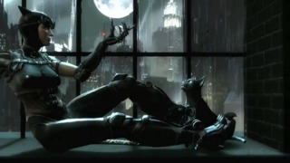 Catwoman Gameplay Trailer - Injustice Gods Among Us