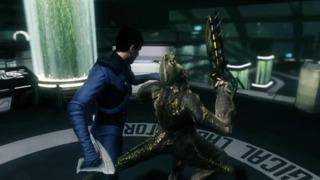 Star Trek Co-op Multiplayer Gamescom Trailer