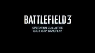 Battlefield 3 - Guillotine Xbox 360 Gameplay Trailer