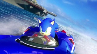 Sonic & All-Stars Racing Transformed - Gamescom 2012 Trailer
