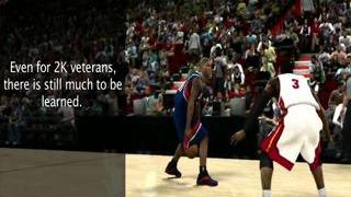 NBA 2K11 Momentus Controls Trailer