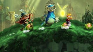 Rayman Legends Gamescom 2012 Trailer