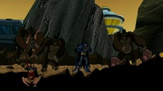 Batman: The Brave and the Bold the Videogame Blue Beetle Reveal Trailer