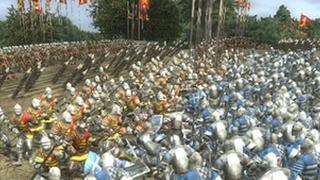 Medieval 2: Total War Gameplay Movie 4