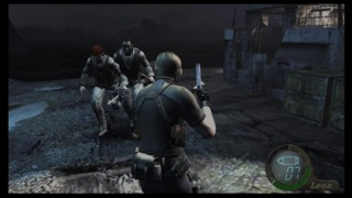 Resident Evil 4 HD - Additional Gameplay Trailer