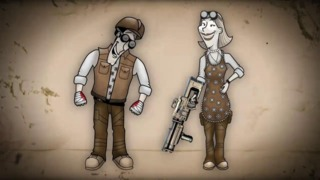 Tediore - Borderlands 2 Weapons Trailer