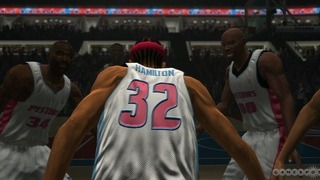 NBA 07 Gameplay Movie 2