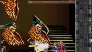 Castlevania: Portrait of Ruin Gameplay Movie 10