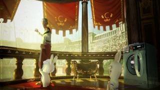 Raving Rabbids: Travel in Time Cesar Trailer