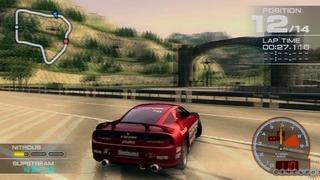 Ridge Racer 7 Gameplay Movie 9