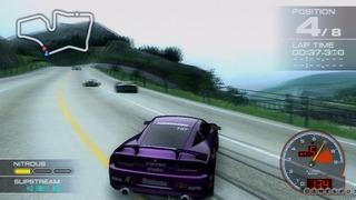 Ridge Racer 7 Gameplay Movie 10