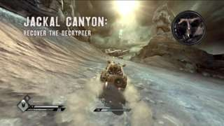 Rage Jackal Canyon: Recover the Decrypter UK Trailer