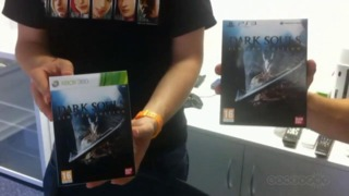 Dark Souls Namco Bandai Unboxing