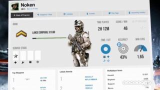 Battlefield 3 Battlelog Trailer