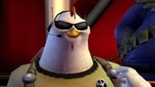 Disney's Chicken Little: Ace in Action Gameplay Movie 1