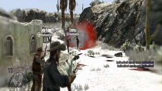 Red Dead Redemption Liars and Cheats DLC Trailer