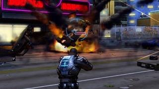 Crackdown Gameplay Movie 5