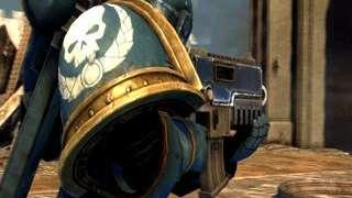Warhammer 40,000: Space Marine TGS 2010 Trailer 1