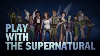 The Sims 3 Supernatural Trailer