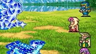 Final Fantasy V Advance Gameplay Movie 4
