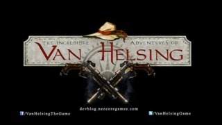 The Incredible Adventures of Van Helsing - Rooftop Gameplay