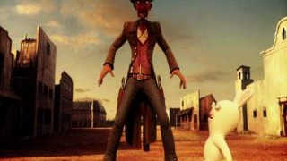 Raving Rabbids: Travel in Time Wild West Trailer
