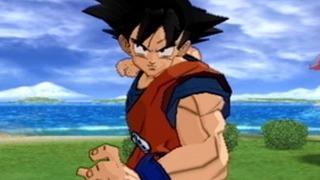 Dragon Ball Z: Budokai Tenkaichi 2 Gameplay Movie 10
