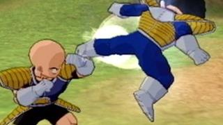 Dragon Ball Z: Budokai Tenkaichi 2 Gameplay Movie 11