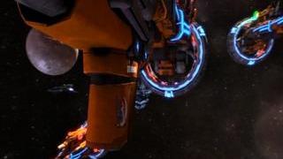 Sword of the Stars II Engine Teaser Trailer