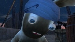 Rayman Raving Rabbids Gameplay Movie 2