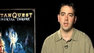 Titan Quest: Immortal Throne Designer Diary 1