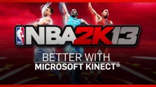 NBA 2K13 - Kinect Trailer