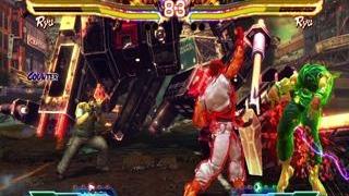 Street Fighter X Tekken - New York Comic Con Gameplay Trailer