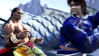 Tekken 5: Dark Resurrection Cutscene 1