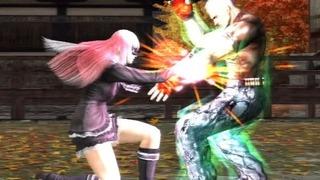 Tekken 5: Dark Resurrection Gameplay Movie 3